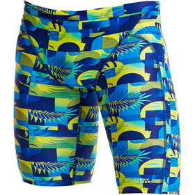 Funky Trunks Training Jammers Men magnum pi